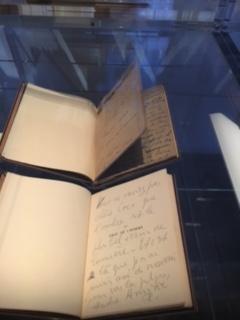 """Handwritten letters written by """"Coco"""" Chanel"""