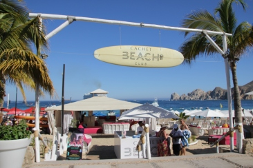Cabo beach area