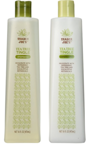 Tea Tree Tingle Shampoo & Conditioner